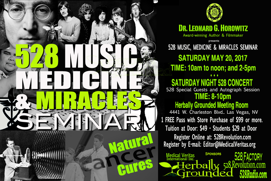 528 MUSIC SEMINAR FLIER_FRONT_Herbally Grounded_May 20, 2017