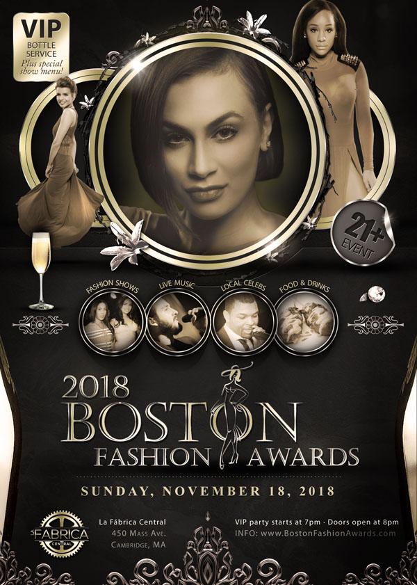 2018 Boston Fashion Awards