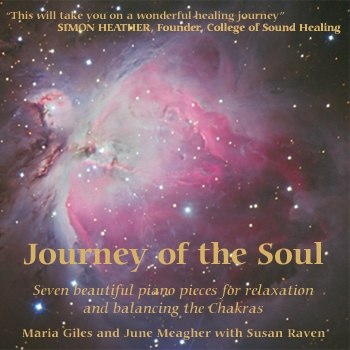 Journey of the Soul CD cover