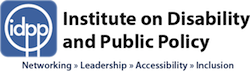 The Institute on Disability and Public Policy (IDPP)