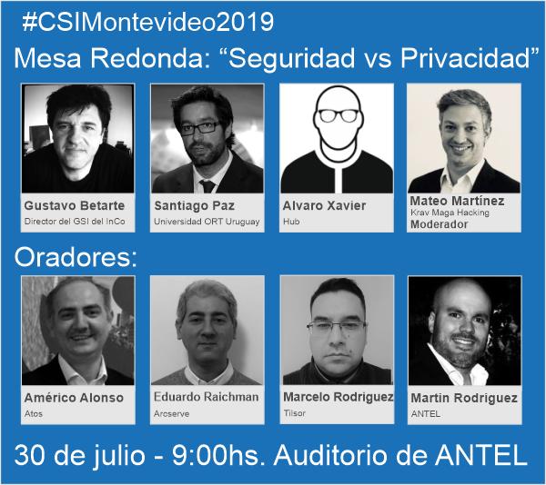 #CSIMontevideo2019