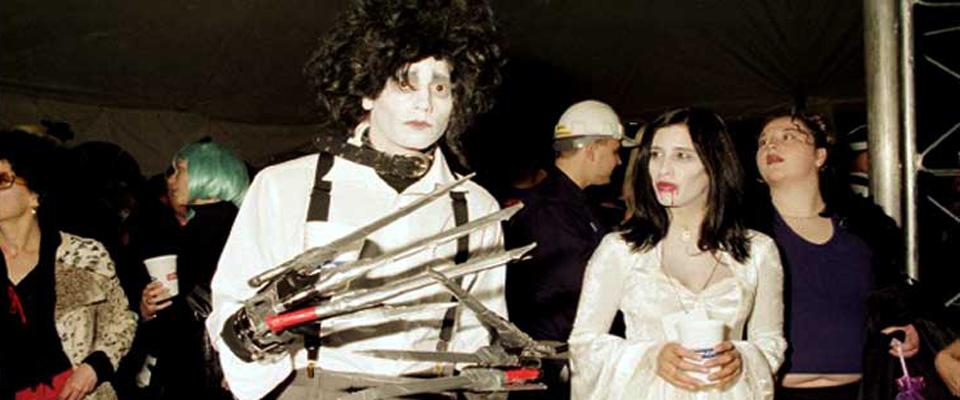 Halloween Edward Scissorhands