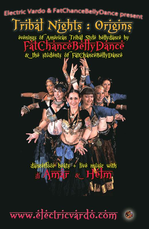 FCBD-Tribal Nights flyer