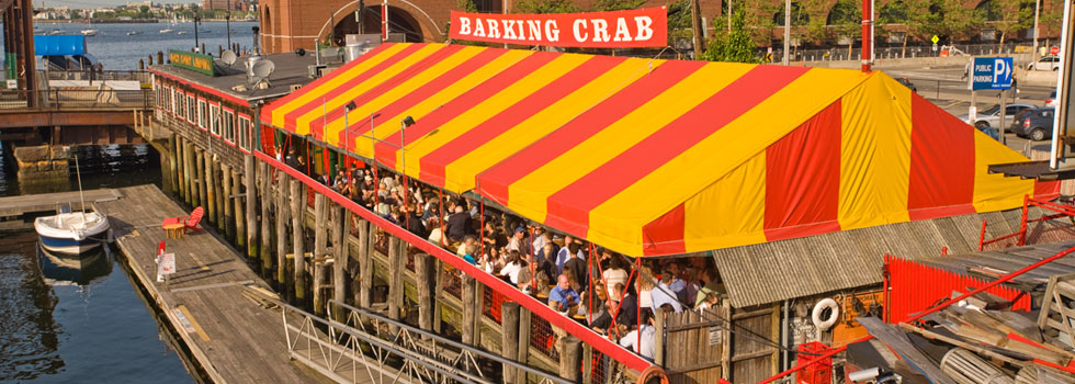 Barking Crab in Boston