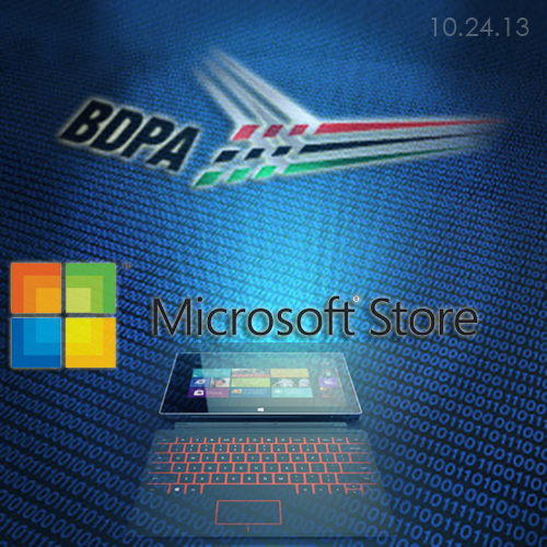 Select here for details: BDPA Mixer at The Microsoft Store