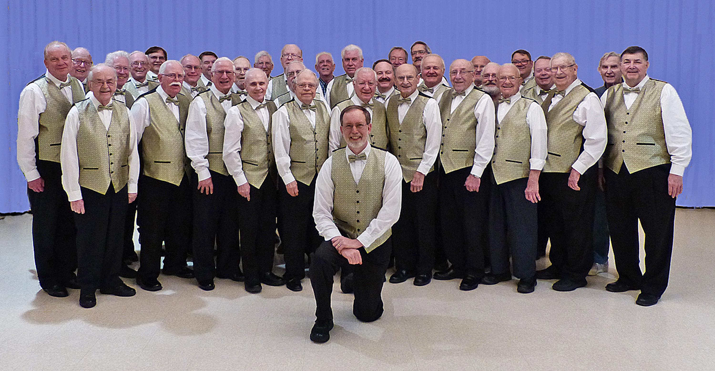 Golden Cascade Chorus