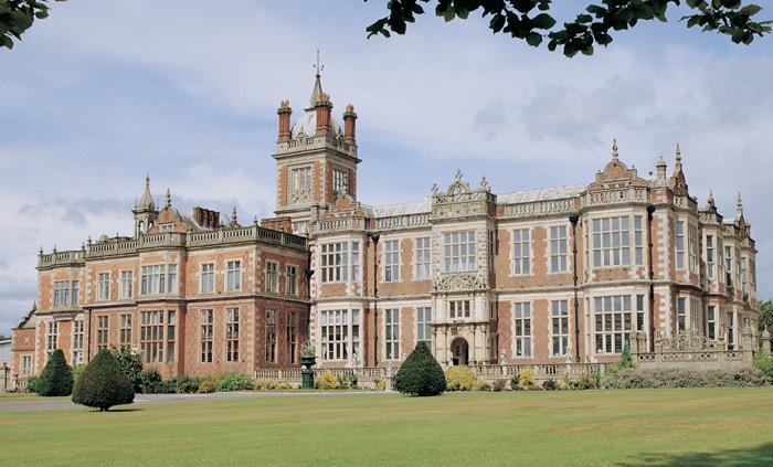 Crewe Hall Cheshire