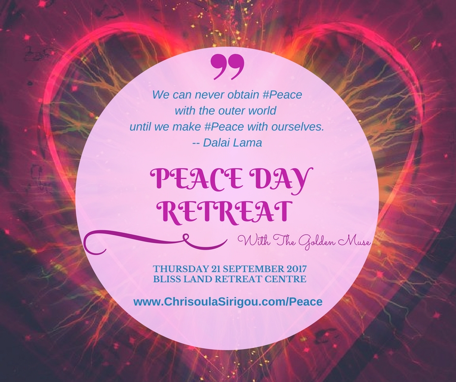 Peace Day Retreat Heart Circle