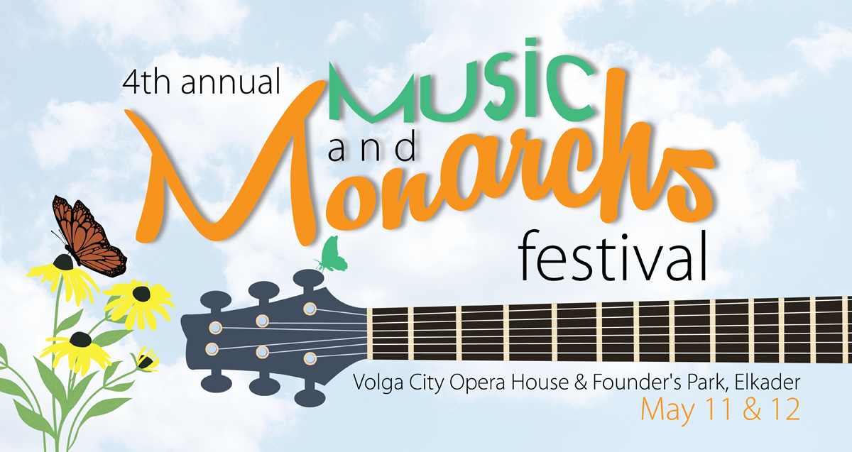4th Annual Music and Monarchs