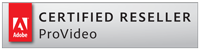 Adobe Pro Video Reseller