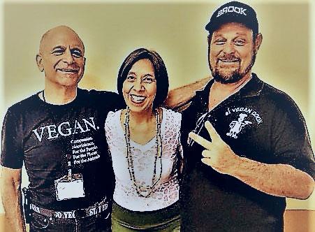 Hosting-Trio photo for CGCC and Tamarac Events