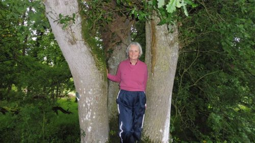 Jackie Queally at Goddess site