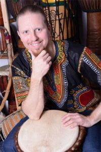 Ateliers de percussions africaine