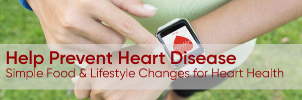 Help Prevent Heart Disease