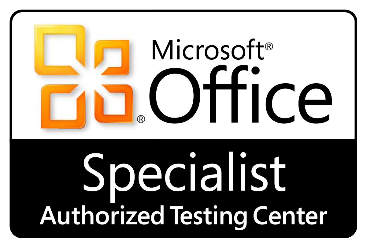 Microsoft Office Specialist Authorised Testing Centre Logo