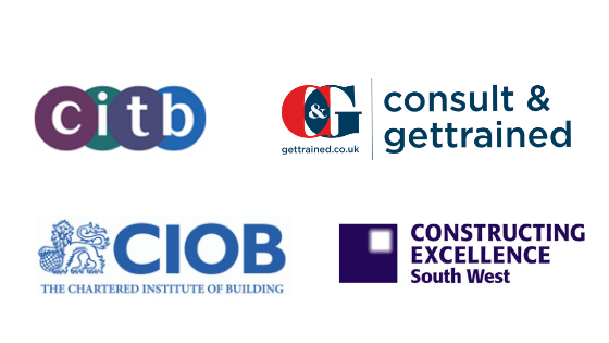 Support Organisations CIOB, Construction Excellence SW, CITB