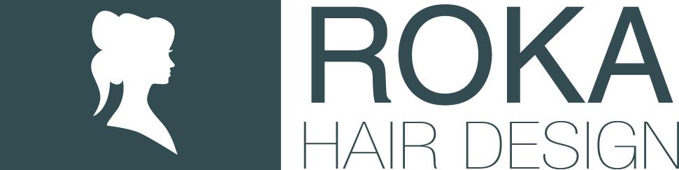 Roka hair design - Logo