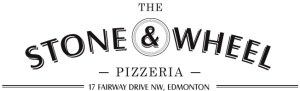 The Stone and Wheel Pizzeria logo