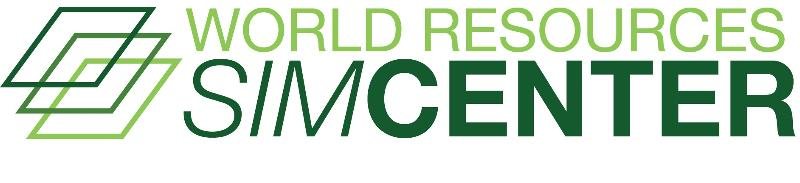 world resources simcenter logo