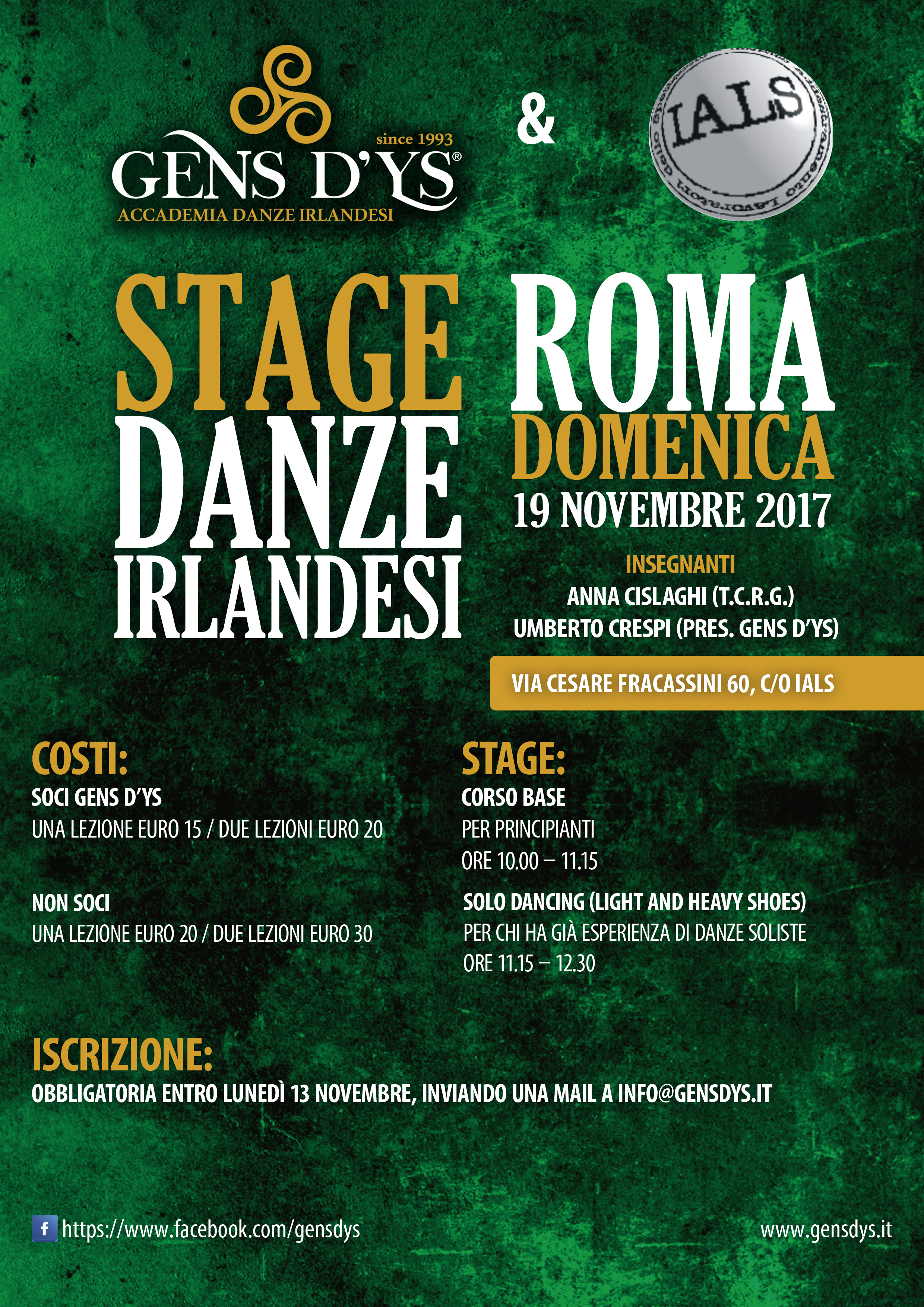 Stage Roma