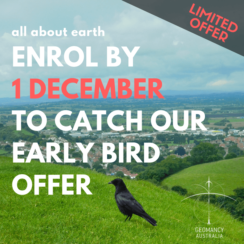 All About Earth - early bird offer