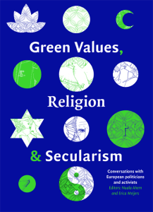 Cover Green Values, Religion and Secularism