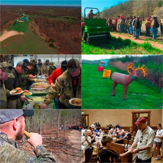 GrowingDeer Field Day collage