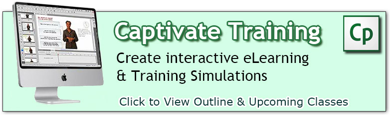Adobe Captivate Training in Los Angeles or Live Online from your home or office! | Create eLearning Presentations and Training Simulations