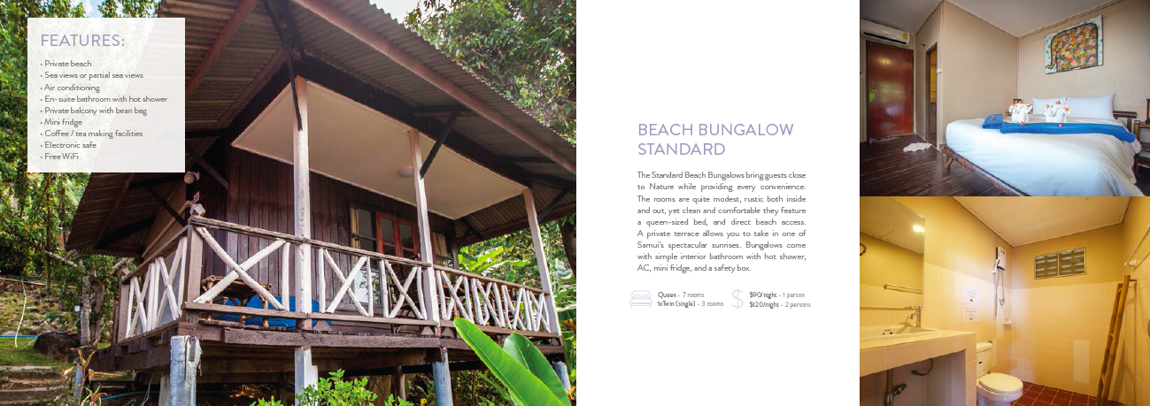 Beach Bungalow Standard2