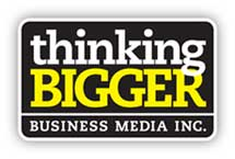 Thinking Bigger Business Media Logo