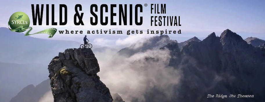 You are Invited to the Wild & Scenic Film Festival