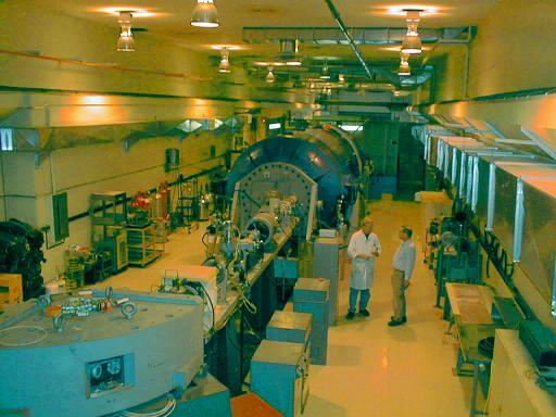 Photo du laboratoire du Prof. François Schiettekatte