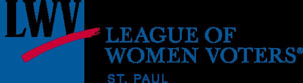 League of Women Votrs - St. Paul - Logo