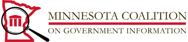 Minnesota Coalition on Government Information Logo