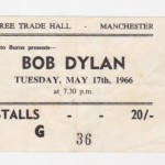 Dylan ticket