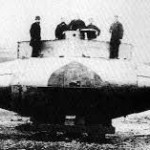 Resurgam submarine