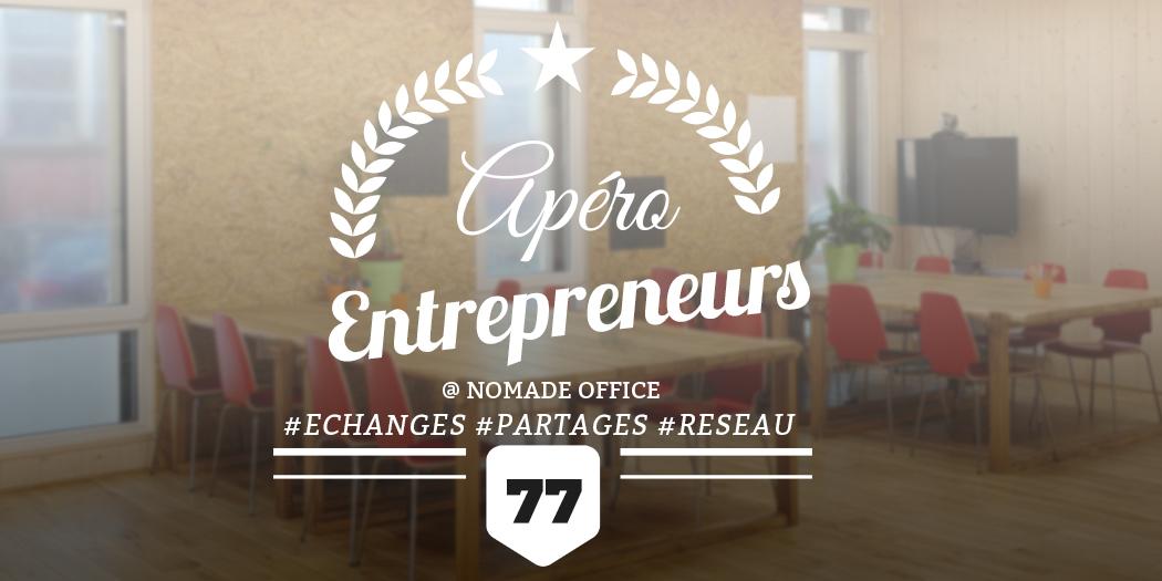 Apero entrepreneurs 77 nomade office