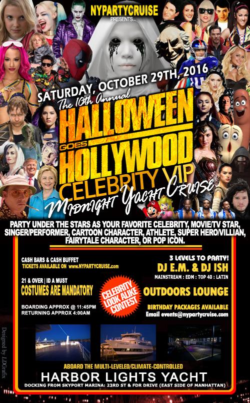 Halloween Midnight Cruise