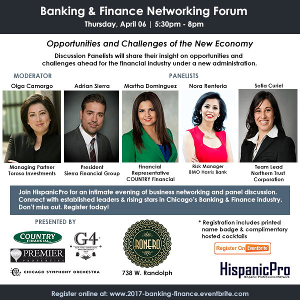 Chicago Banking Finance Networking Forum