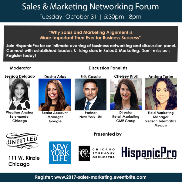 2017 Sales Marketing Networking Untitled Chicago