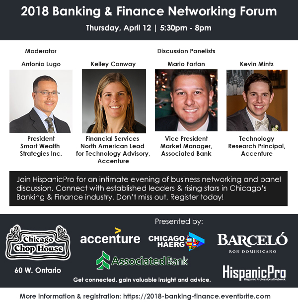 Chicago Banking Finance Networking River North