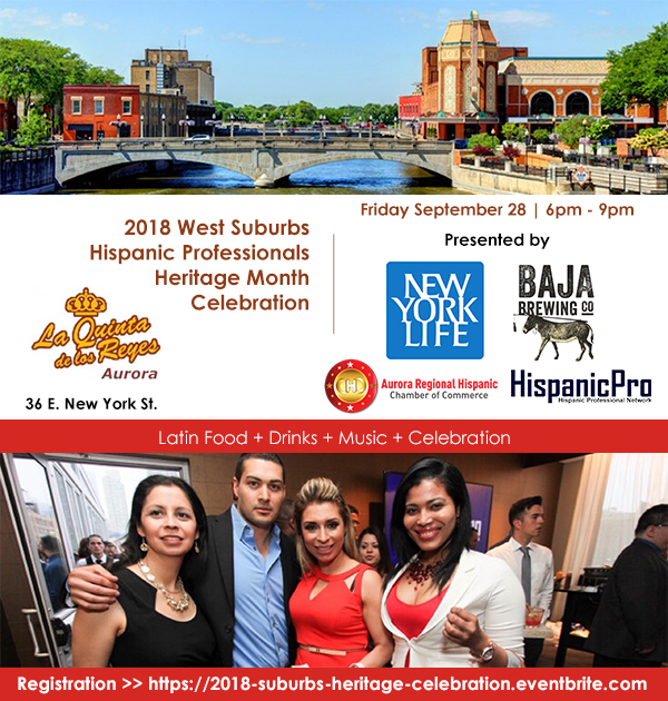 Networking Aurora Business Heritage Latina West Suburbs