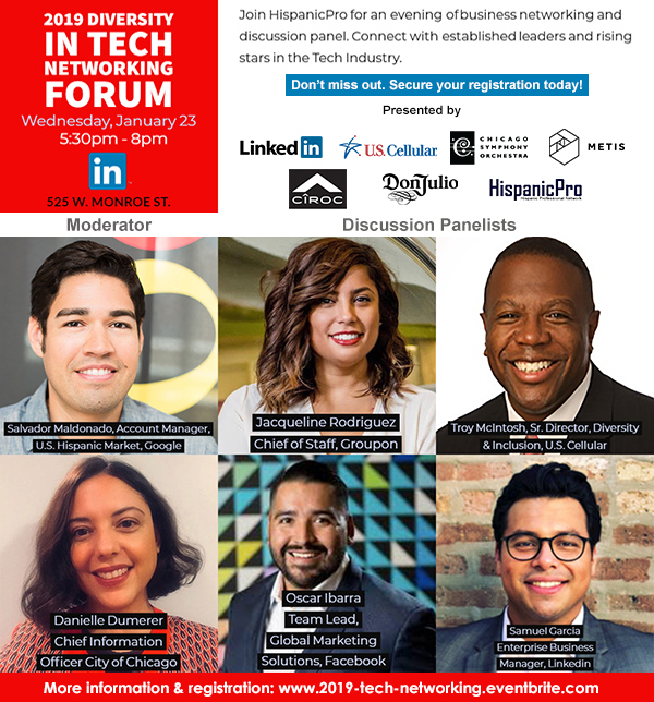 2019 Chicago Technology Networking STEM IOT