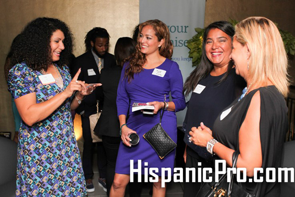 Chicago Networking Latina Business River North