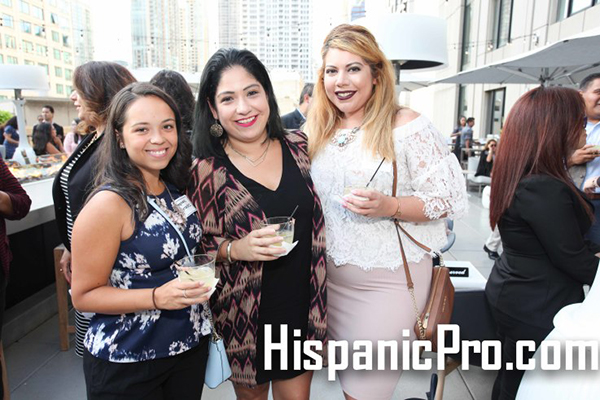 Chicago Business Networking Latina Summer