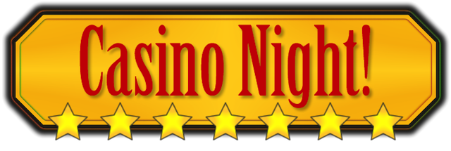 Puakea Foundation Casino Night Banner