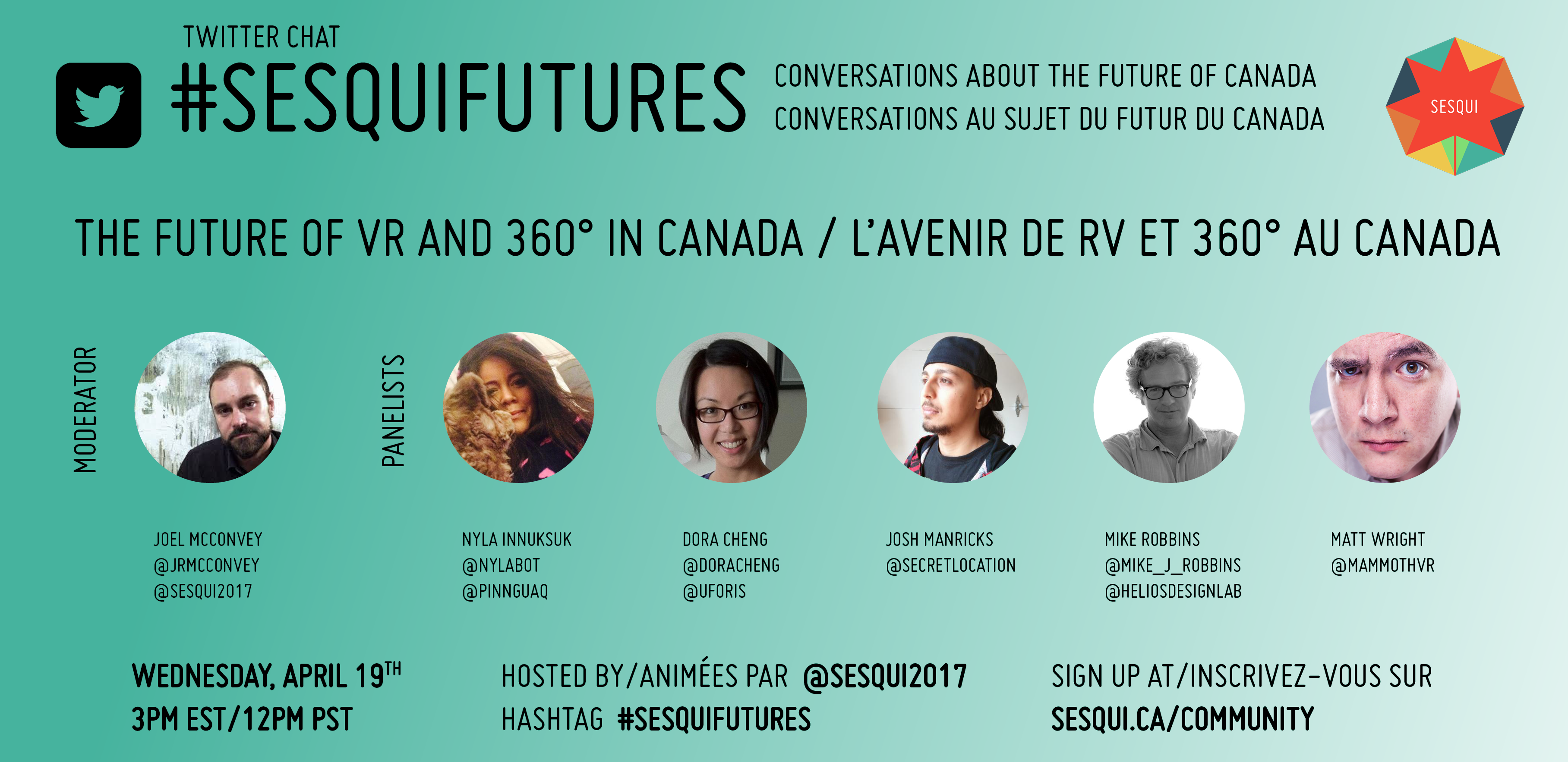 SESQUIFUTURES The Future of VR and 360 in Canada
