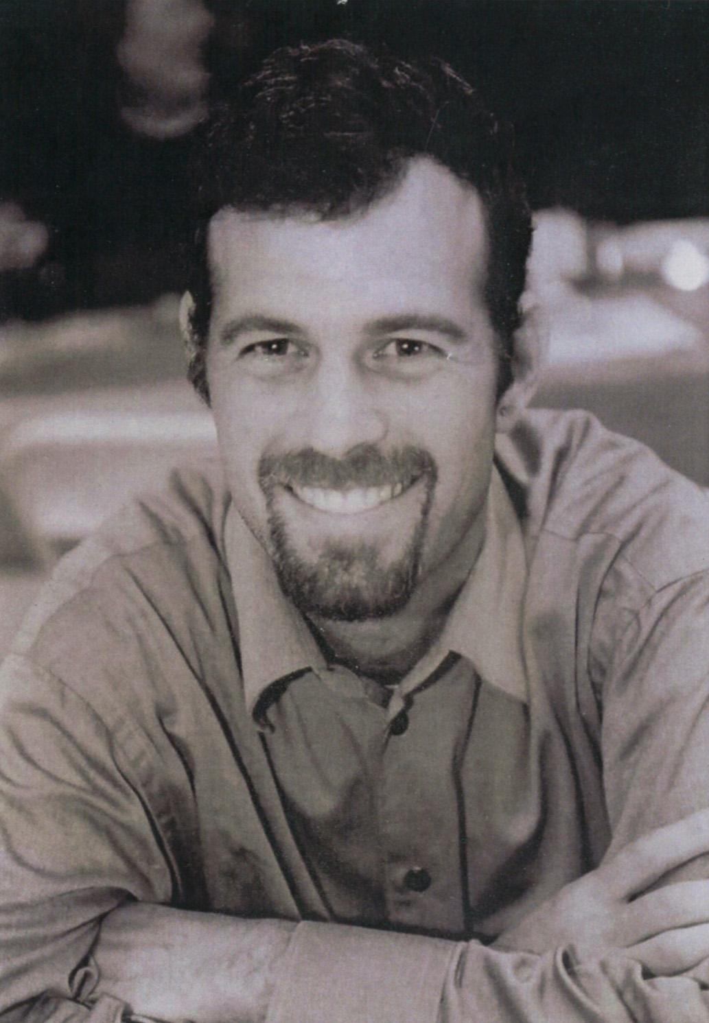 Portrait of Drew Tulchin