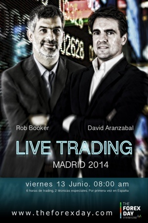Cartel Live Trading Rob Booker