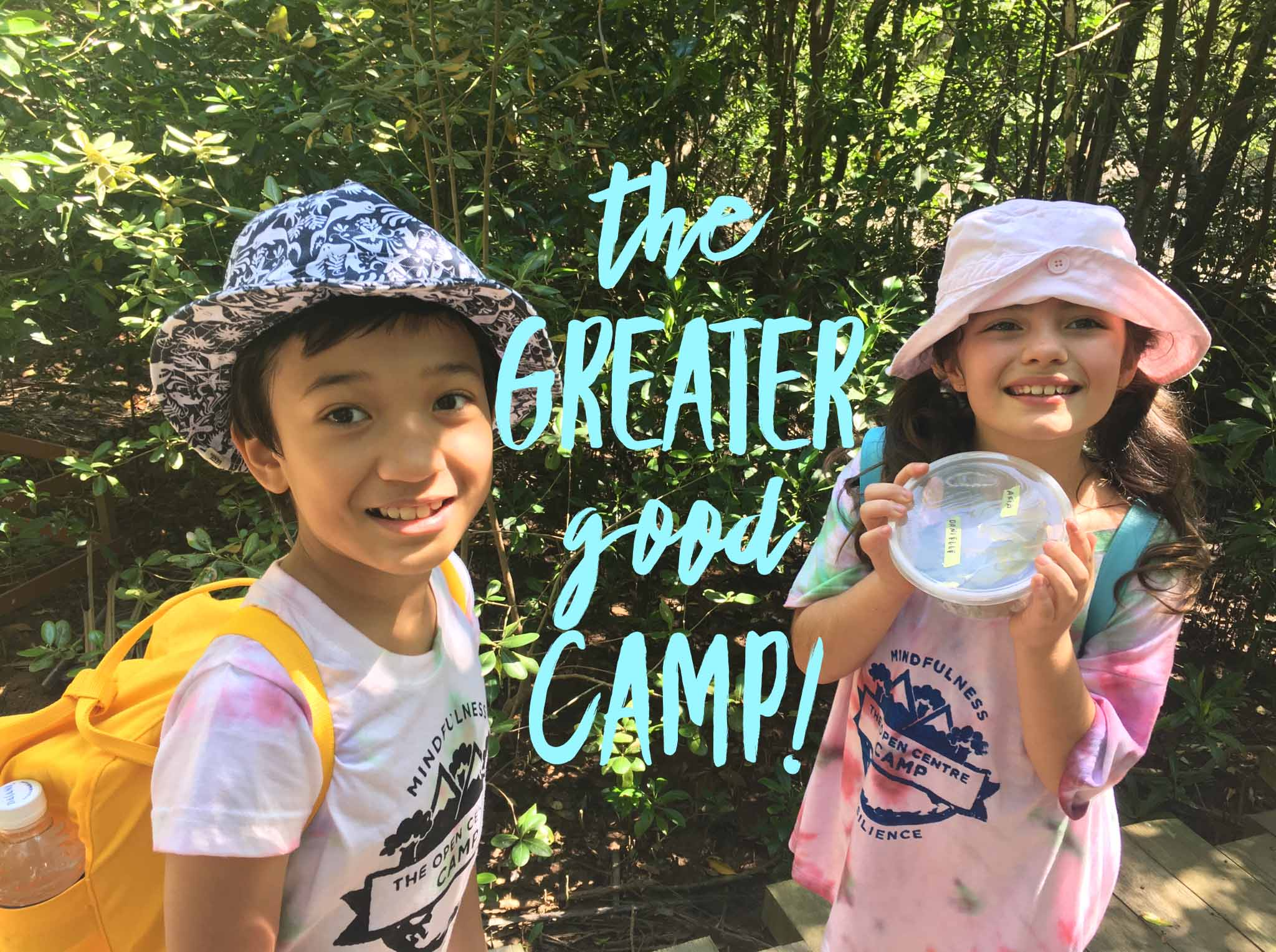 Greater Good Camp